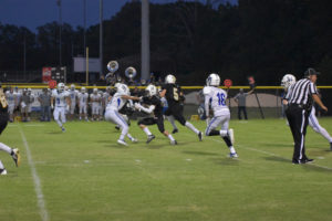 UHS FB vs LA HOMECOMING 10-7 9-13-19 BY LANCE-19