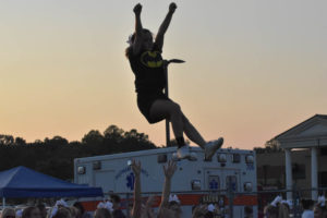 UHS Stings Smith County 42 - 0 9-6-19- by Lance-12