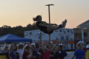 UHS Stings Smith County 42 - 0 9-6-19- by Lance-13
