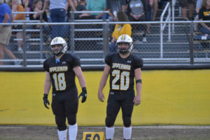 UHS Stings Smith County 42 - 0 9-6-19- by Lance-19