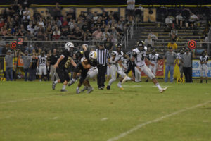 UHS Stings Smith County 42 - 0 9-6-19- by Lance-85