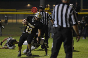 UHS Stings Smith County 42 - 0 9-6-19- by Lance-86