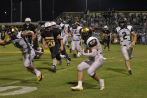 UHS Stings Smith County 42 - 0 9-6-19- by Lance-87