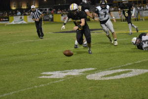 UHS Stings Smith County 42 - 0 9-6-19- by Lance-88