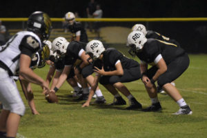 UHS Stings Smith County 42 - 0 9-6-19- by Lance-89