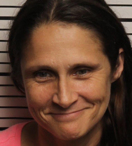 CLEGHORN, ROBIN ELAINE - CRIMINAL TRESPASSING