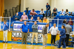 Clarkrange Basketball Vs Oneida-1