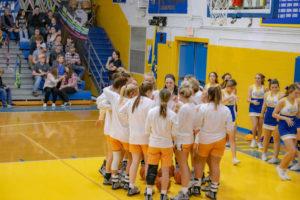 Clarkrange Basketball Vs Oneida-12