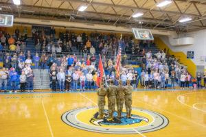 Clarkrange Basketball Vs Oneida-14