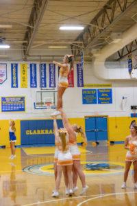 Clarkrange Basketball Vs Oneida-16