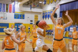 Clarkrange Basketball Vs Oneida-18