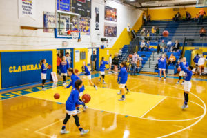 Clarkrange Basketball Vs Oneida-2