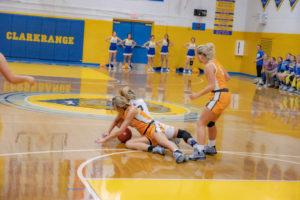 Clarkrange Basketball Vs Oneida-22