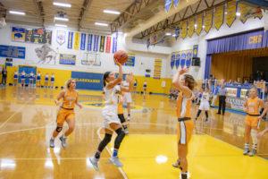 Clarkrange Basketball Vs Oneida-28
