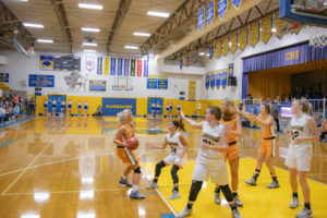 Clarkrange Basketball Vs Oneida-36