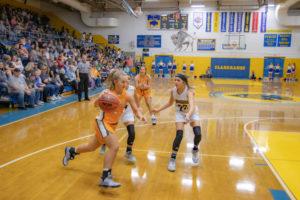Clarkrange Basketball Vs Oneida-41
