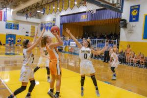 Clarkrange Basketball Vs Oneida-42
