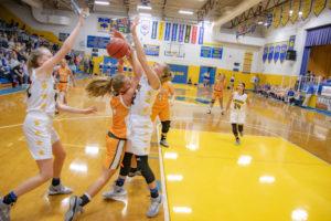 Clarkrange Basketball Vs Oneida-47