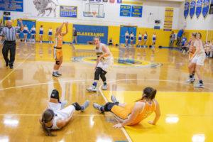 Clarkrange Basketball Vs Oneida-49