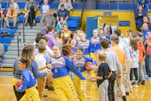 Clarkrange Basketball Vs Oneida-5