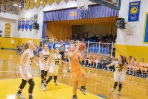 Clarkrange Basketball Vs Oneida-50