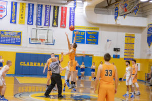 Clarkrange Basketball Vs Oneida-58