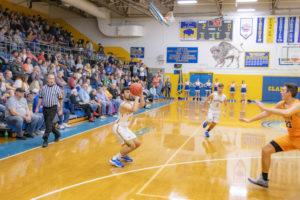 Clarkrange Basketball Vs Oneida-59