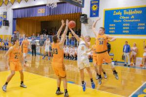 Clarkrange Basketball Vs Oneida-60