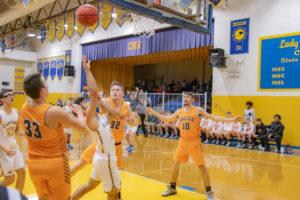 Clarkrange Basketball Vs Oneida-62
