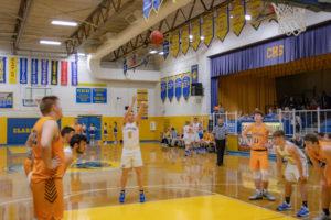 Clarkrange Basketball Vs Oneida-69