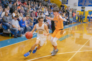 Clarkrange Basketball Vs Oneida-70