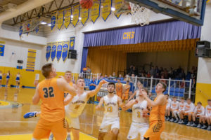 Clarkrange Basketball Vs Oneida-72