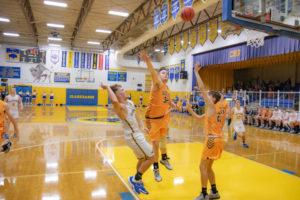 Clarkrange Basketball Vs Oneida-73