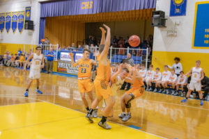 Clarkrange Basketball Vs Oneida-75
