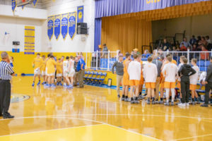 Clarkrange Basketball Vs Oneida-76