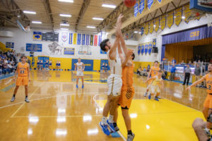 Clarkrange Basketball Vs Oneida-79