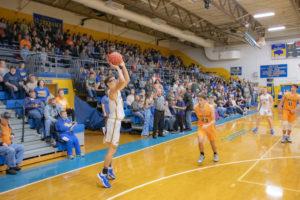 Clarkrange Basketball Vs Oneida-82