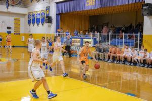 Clarkrange Basketball Vs Oneida-83
