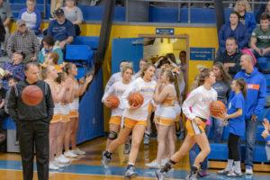 Clarkrange Basketball Vs Oneida-9