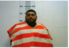 TOLEDO, DANIS JAVEAR - HOLDING FOR ANOTHER COUNTY ON WARRANT