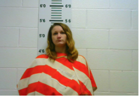 FULTS, TAYLOR NICOLE - THEFT OF PROPEERTY; EVADING ARREST