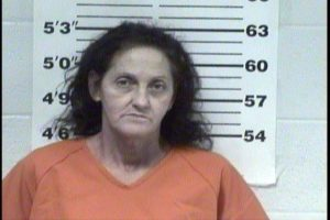 GRISHAM, TINA RENEE - INTRO CONTRA INTO JAIL; POSS METH; FELONHY POSS DRUG PARA; THEFT OF MERCHANDISE
