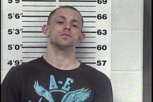 GRISHAM, ANTHONY WAYNE - THEFT OF PROPERTY; POSS METH