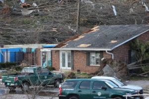 Tornado Damage in Putnam County 3-3-20 by David-46