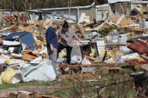 Tornado Damage in Putnam County 3-3-20 by David-47