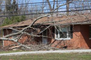 Tornado Damage in Putnam County 3-3-20 by David-48