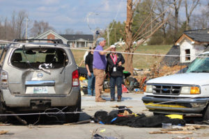 Tornado Damage in Putnam County 3-3-20 by David-49