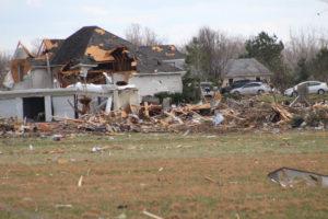 Tornado Damage in Putnam County 3-3-20 by David-50