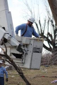 Tornado Damage in Putnam County 3-3-20 by David-53