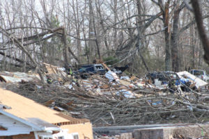 Tornado Damage in Putnam County 3-3-20 by David-61